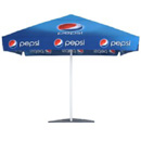 Large Commercial Parasols